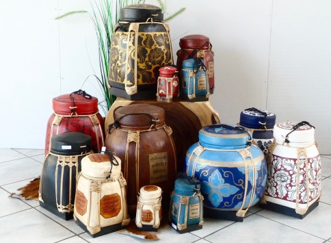 Wunderhalle reisbox for Asiatische accessoires